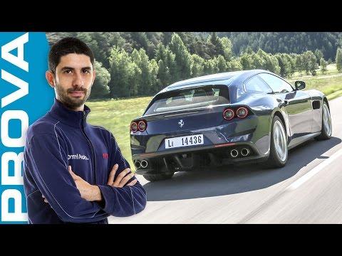 Ferrari GTC4Lusso Lunga vita al V12