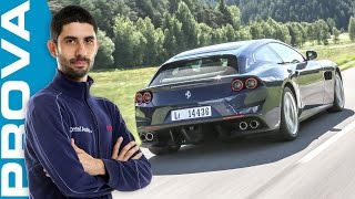 Ferrari GTC4Lusso | Lunga vita al V12!