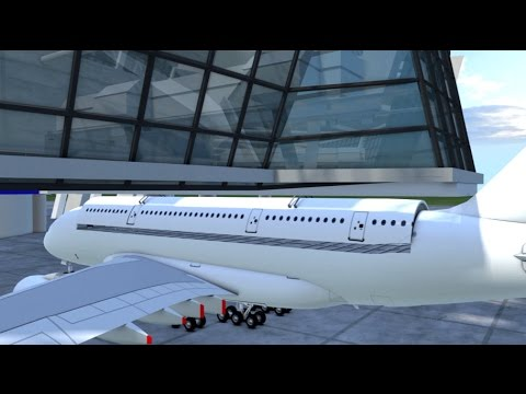 Airplane technology: Detachable cabins, Mach 24 and crazy patents - future airplanes compilation