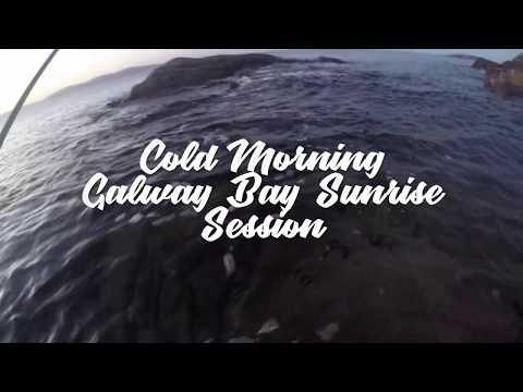 Flat Calm Galway Bay Rock Fishing - Pollock And Mackerel