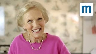 Mary Berry answers Mumsnet