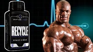 RECYCLE - PURUS LABS - REGULADOR DE TESTOSTERONA LIVRE