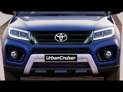 2020 Toyota Urban Cruiser Suv Official Launch India Exterior Interior Price Specifications Youtube