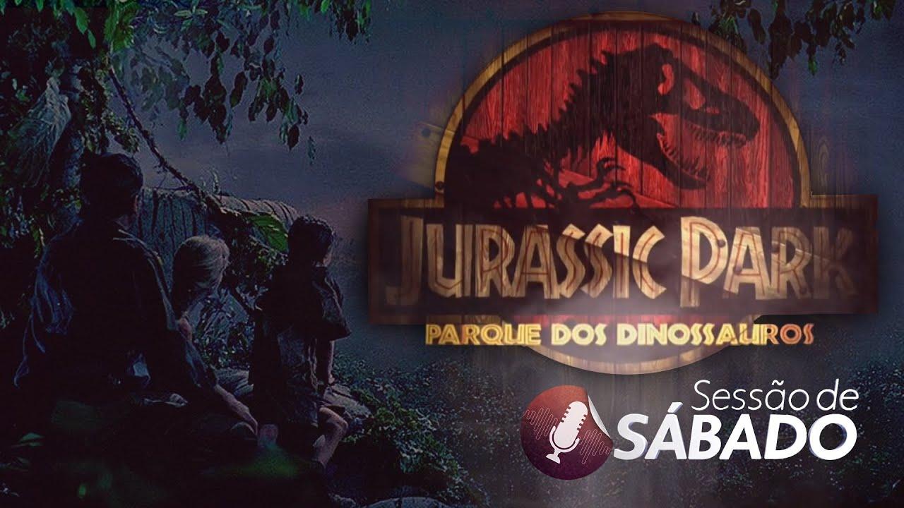 Jurassic Park: O Parque dos Dinossauros | Chamada Sessão de Sábado