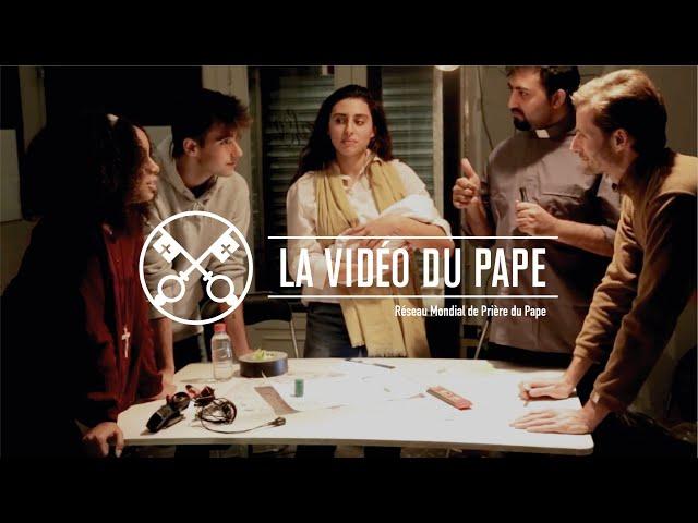 Au service de la transmission de la foi – La Vidéo du Pape12 – Décembre 2018