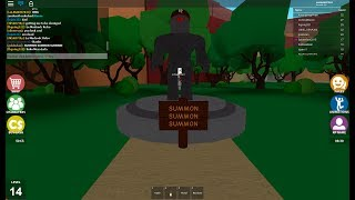 How to Summon Guest 666 at ObliviousHD Roleplay World/Roblox 100% Work