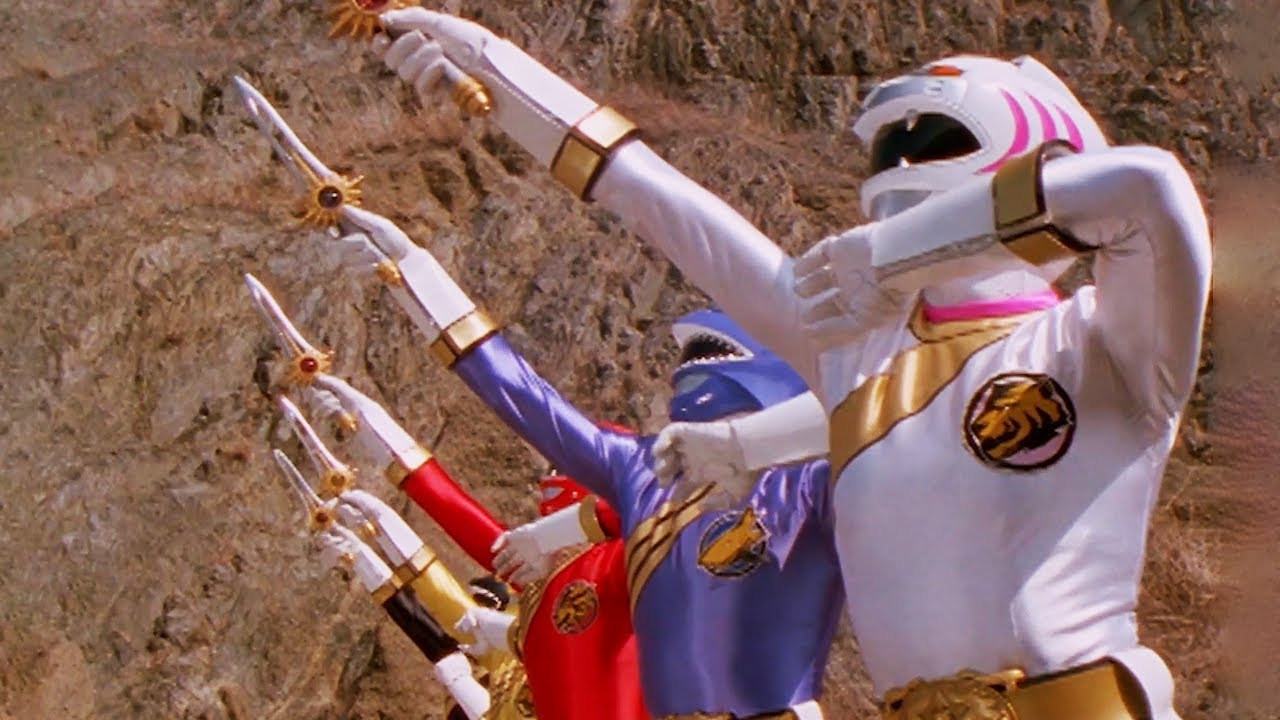 Download Never Give Up   Power Rangers Wild Force   Full Episode   E04   Power Rangers Official
