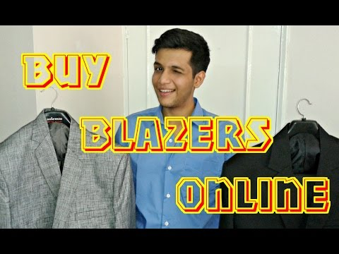Buying Blazers Online | Flipkart Purchase