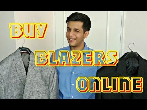 Buying Blazers Online   Flipkart Purchase