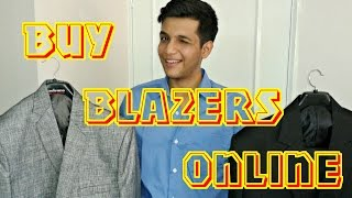 Buying Blazers Online | Flipkart Purchase