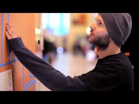 Making-of: VVS Tape Art 2013