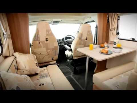Popular Swift Escape 664 - 2013 Model Motorhome Demonstration Video HD   Repeatvid