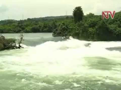 Bujagali dam submerges  6 Islands