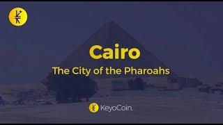 KeyoCoin Travel Challenges. Available in CAIRO