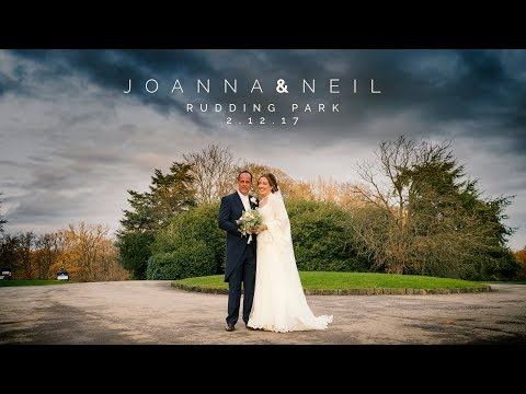 Rudding Park, Harrogate Wedding Video | Joanna and Neil |