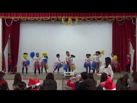 106年聖誕節暨教學參觀日--幼大班表演