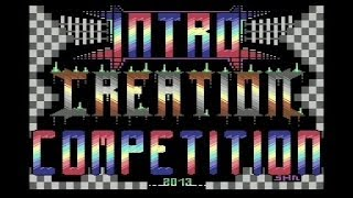 Laxity - Intro Creation Competition Collection 2013 - C64
