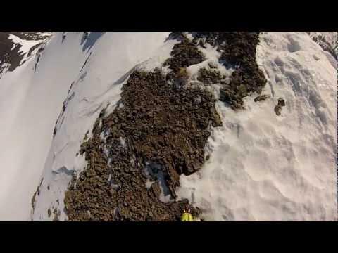 Ski Mountaineering at Highland Lakes