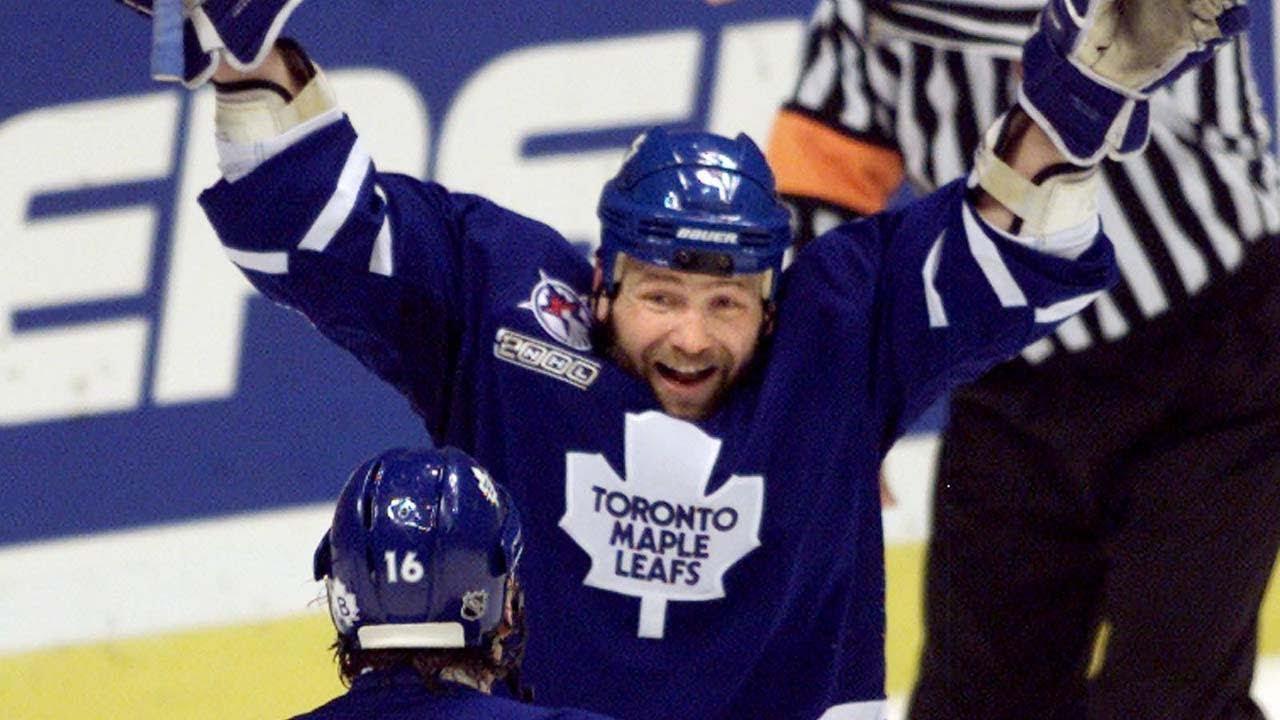 Wendel Clark career highlights | NHL Rewind - YouTube