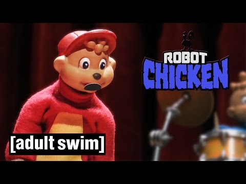 The Best of Alvin and the Chipmunks | Robot Chicken | Adult Swim
