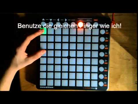 Skrillex - First of the Year (Equinox) Intro Part 1 German Launchpad S