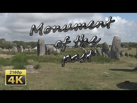 Carnac, Message from the Past, Brittany - France 4K Travel Channel