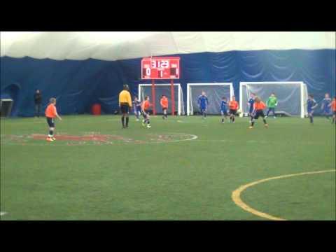 Barca Lions vs Oceanside Feb 7 2014 indoor