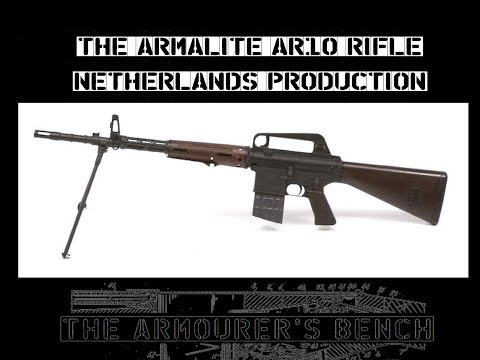 TAB Special Episode: ArmaLite AR-10 History (Pt.2) - Netherlands Production
