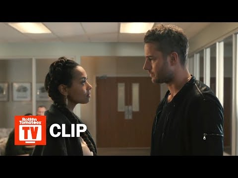 This Is Us S03E15 Clip   'Zoe Catches Kevin Lying To Her'   Rotten Tomatoes TV