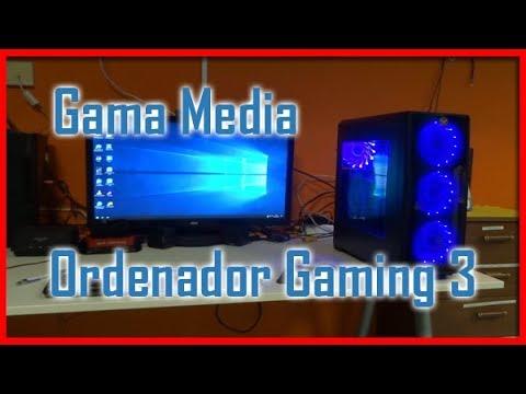Montaje De Ordenador Gaming Gama Media