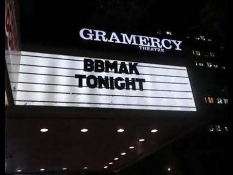 BBMAK | NYC | Gramercy Theater | *FULL SHOW* | Laliland - PART 1
