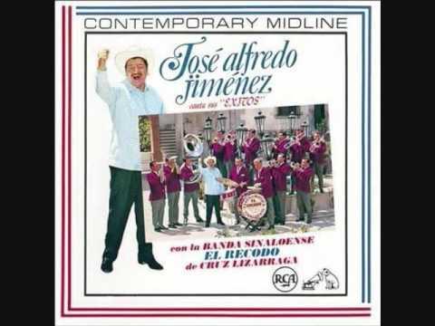 José Alfredo Jimenez con la Banda El Recodo: