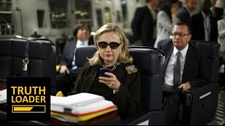 How Hillary Clinton Defended That Mass Email Deletion- Truthloader