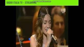 Simonetta Spiri al Concerto di Primavera - Radio Italia