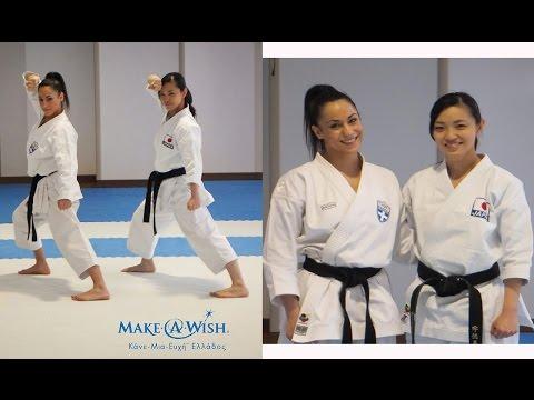 Georgina, 17… I Wish To Meet Rika Usami! Make-A-Wish GR