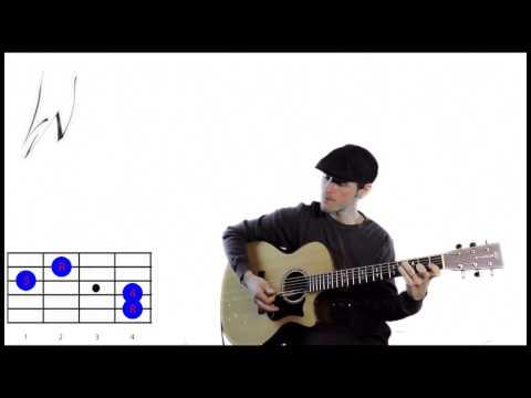 Movable / Bar Chords Ep 3: Csus