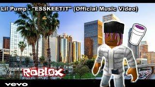 "Lil Pump - ""ESSKEETIT"" (Official ROBLOX Music Video)"