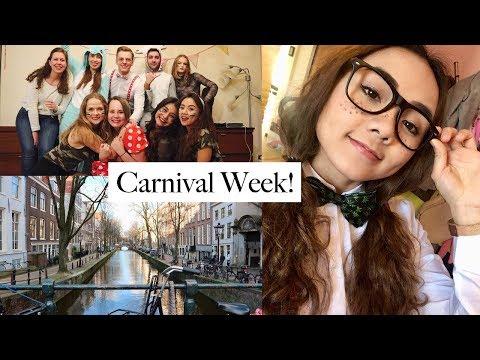 Carnival Week + Travel Netherlands! ไปเที่ยวฮอลแลนด์กัน! | Warm Inna