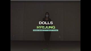 9MUSES Nine Muses (나인뮤지스) Dolls (돌스) /HYEJUNG