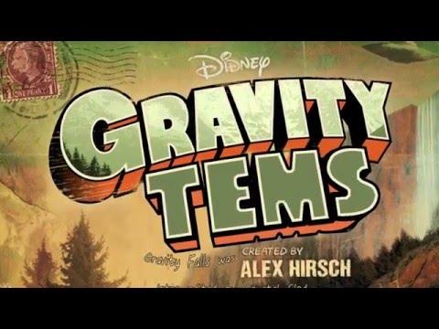 Gravity Tems - Gravity Falls Theme Temmie Remix