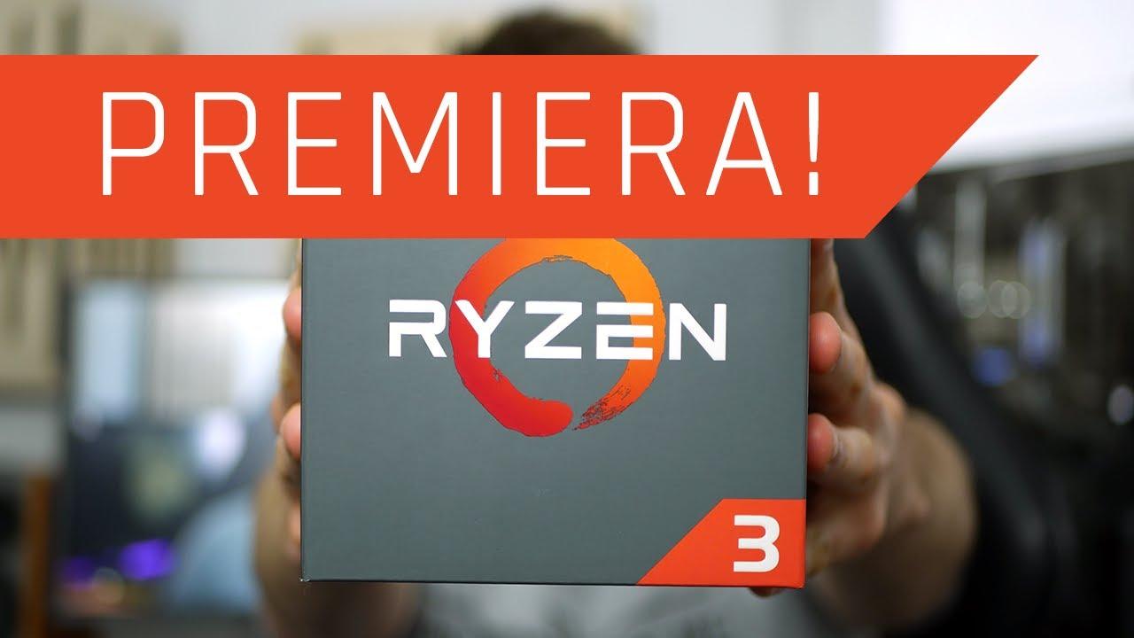 TEST Ryzen 3 1300X – procesor z 500+