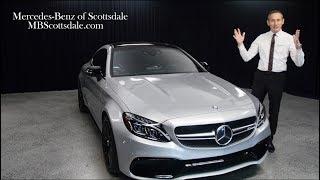 2017 Mercedes AMG C 63 S - V8 Biturbo Explained - Mercedes Benz of Scottsdale