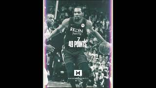 Kevin Durant's RIDICULOUS 49 Point Game 5 #Shorts