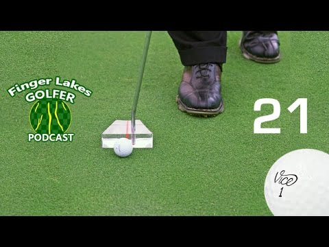 Face-On Putting & Vice Golf Balls .::. Finger Lakes Golfer #21