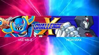 [BOSS FIGHT] X Challenge - Vile MK-2  and High Max