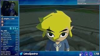 Zelda: The Wind Waker HD 100% Speedrun in 5:48:39 (World Record)