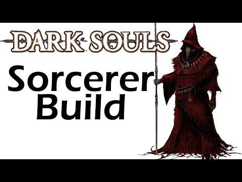 KILLER Sorcerer Build - DARK SOULS REMASTERED