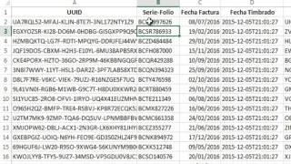 Video Control de CFDI - XML en Excel download MP3, 3GP, MP4, WEBM, AVI, FLV Oktober 2018
