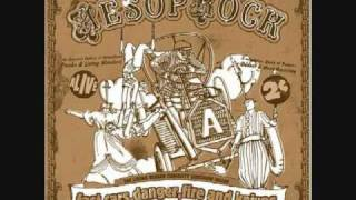 Watch Aesop Rock Fast Cars video