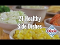 21 Healthy Side Dishes